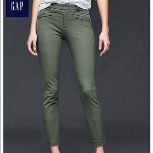 Gap Bi-stretch skinny pants